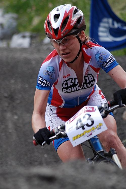 SP XC Champéry 2007 - Janka Števková