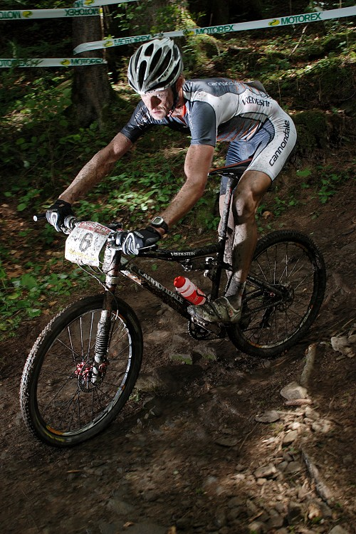 SP XC Champ�ry 2007 - Roel Paulissen