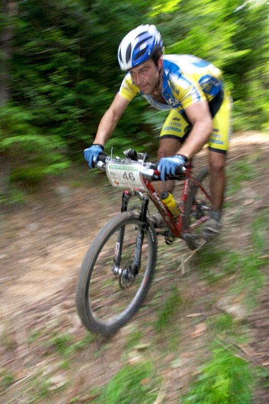 Beskidy MTB Trophy 2007 - 2. etapa 9.6. - V�na Hornych