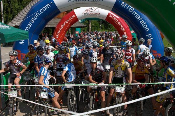 Beskidy MTB Trophy 2007 - 2. etapa 9.6.