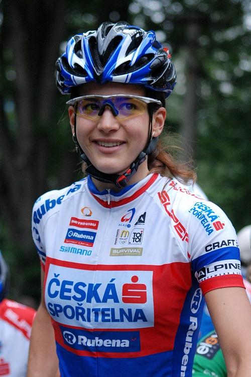 ČP XC Česká Kamenice 07 - Tereza Huříková