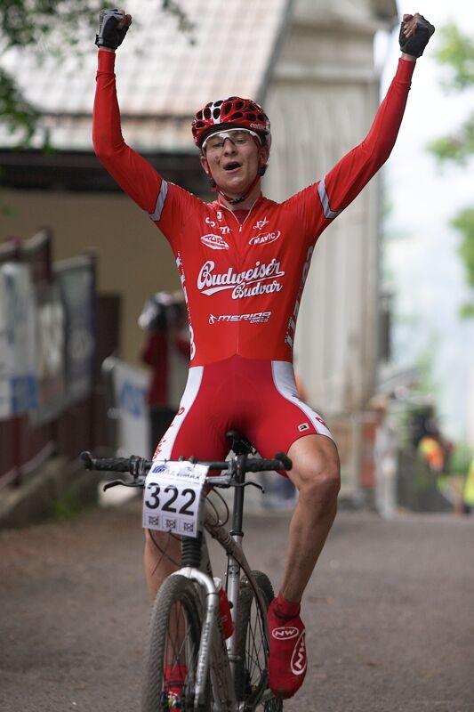 ČP XC 3. závod, Česká Kamenice 2.6.2007 - Filip Adel