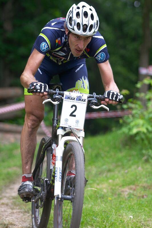 ČP XC 3. závod, Česká Kamenice 2.6.2007 - Milan Spěšný