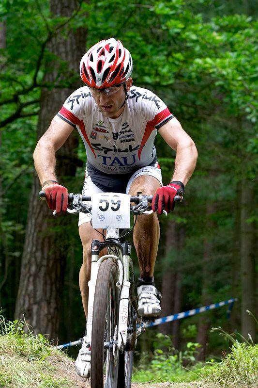 ČP XC 3. závod, Česká Kamenice 2.6.2007 - Gispert Labarta