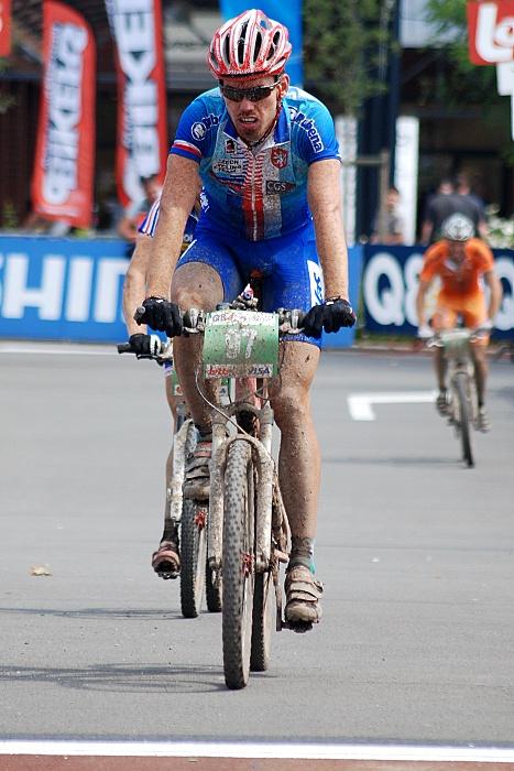 MS XCM 07 - Tomáš Vokrouhlík nejlepším z našich na 25. místě