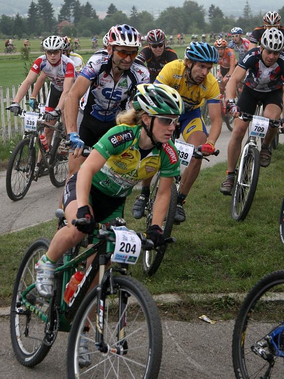 MČR 1/2 XCM 2007 - Karlštejn Tour