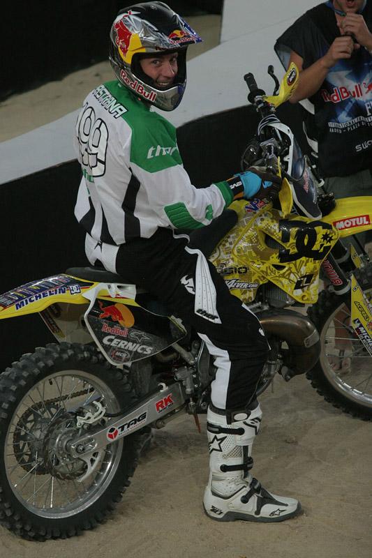 Red Bull X?Fighters 2007 - Travis Pastrana