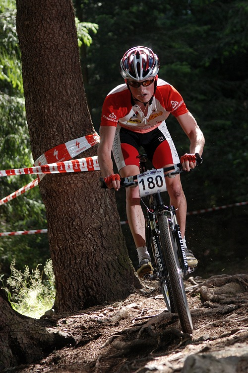 MČR XC 07 - Tomáš Berger