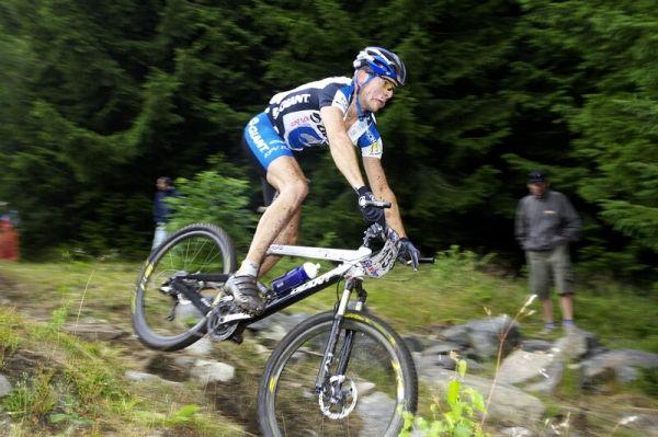 MČR XC 21.-22. '07 Zadov - Jan Škarnitzl