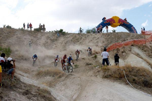 ME Cappadocia 2007 - závod mužů 15.7. - uíííí