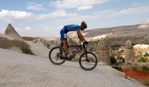 ME Cappadocia 2007 - závod mužů 15.7. - Filip Eberl