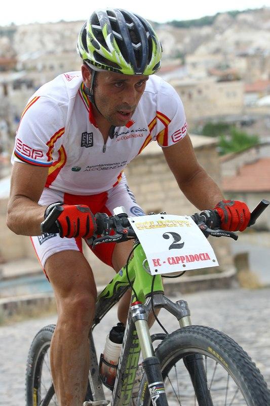 ME Cappadocia 2007 - závod mužů 15.7. - Jose Antonio Hermida