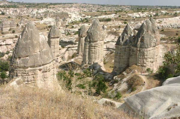 ME XC Cappadocia - Turecko 2007 - To jsou ale obři, co?