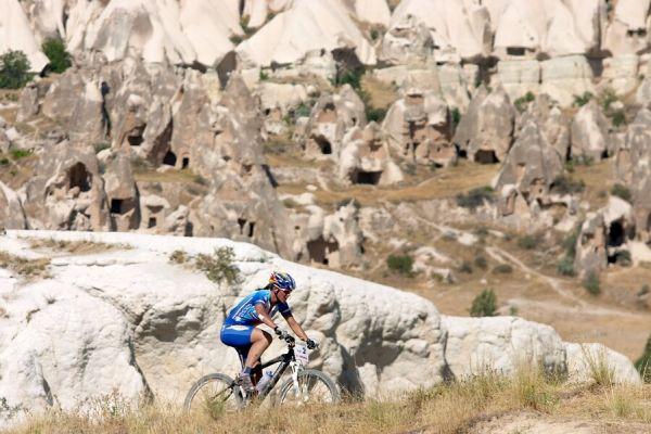 ME XC Cappadocia - Turecko 2007 - Kate�ina Nash