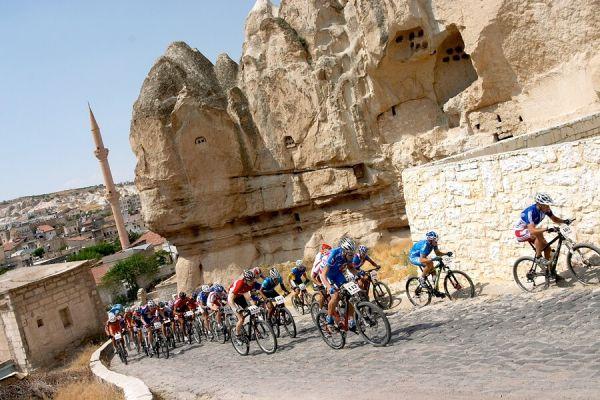ME XC Cappadocia - Turecko 2007 - zaváděcíí kolo juniorů