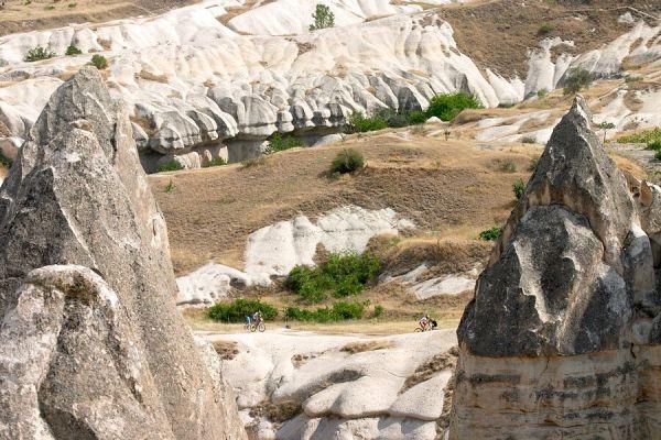 ME XC Cappadocia - Turecko 2007