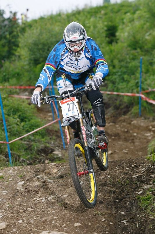 SP DH Schladming 2007 - Grag