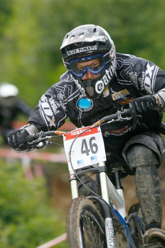 SP DH Schladming 2007 - Haas