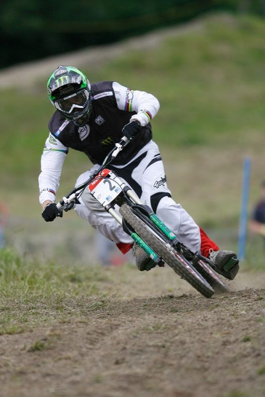 SP DH Schladming 2007 - Sam