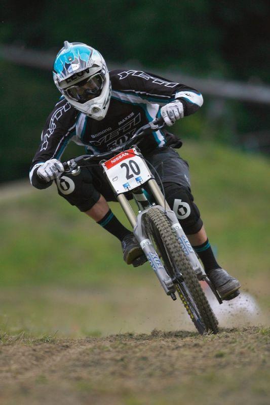 SP DH Schladming 2007 - Justin Leov