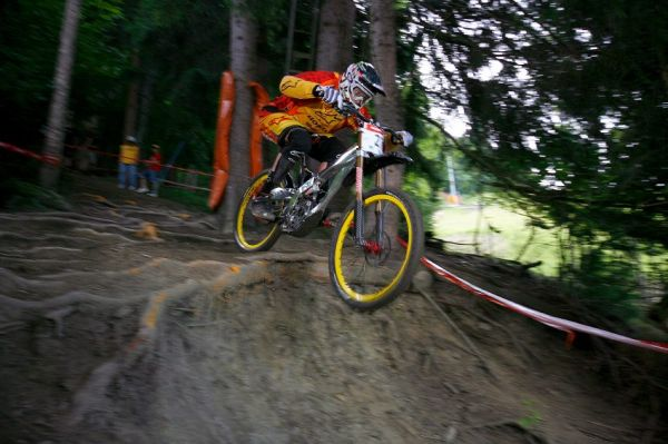SP DH Schladming 2007 - Greg