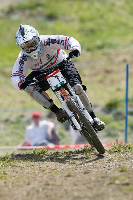 SP DH Schladming 2007 - Tracy