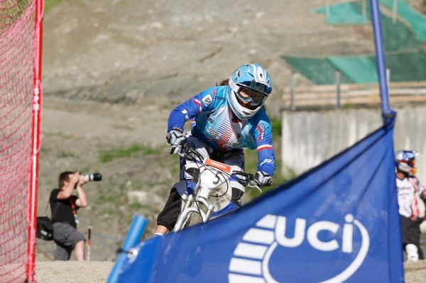 Nissan UCI 4X Cup #4 Schladming 2007 - Jana