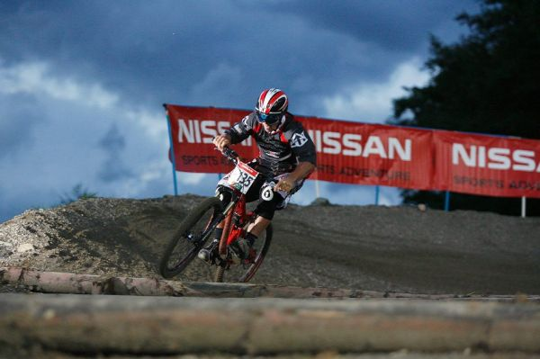 Nissan UCI 4X Cup #4 Schladming 2007 - Chriss