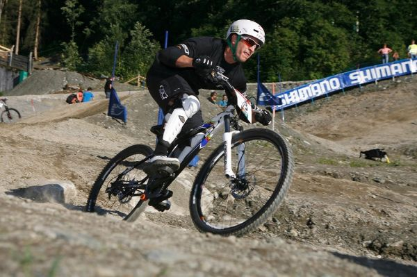 Nissan UCI 4X Cup #4 Schladming 2007 - Brian