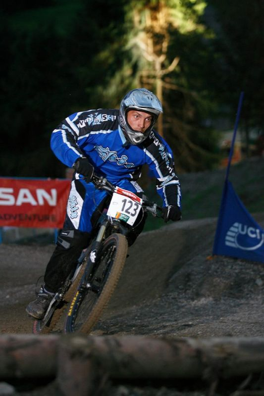Nissan UCI 4X Cup #4 Schladming 2007 - Jarda