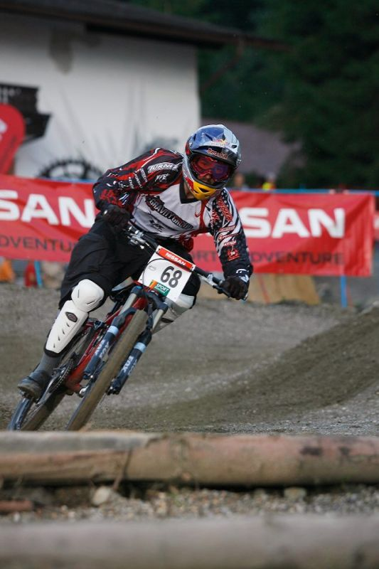 Nissan UCI 4X Cup #4 Schladming 2007 - Filip