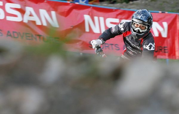 Nissan UCI 4X Cup #4 Schladming 2007 - Mio