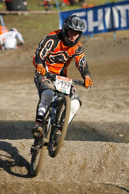 Nissan UCI 4X Cup #4 Schladming 2007 - Přemysl