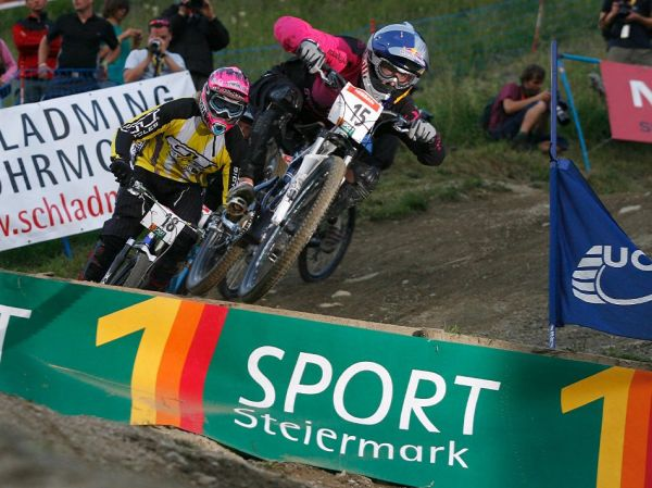 Nissan UCI 4X Cup #4 Schladming 2007 - Guido