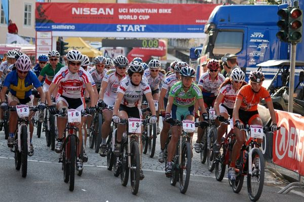 Dolomiti Superbike 07 - start žen