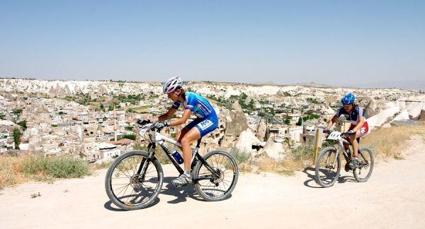 ME Cappadocia 2007 - závod juniorek - Jitka Škarnitzlová 6. místo