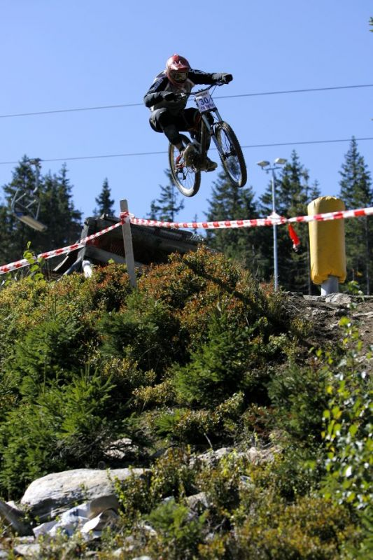 Remoex DH Cup 2007 No.3 - �pindler�v Ml�n
