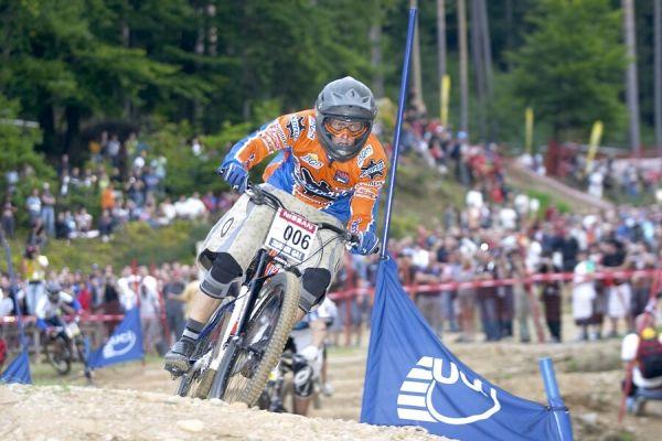 Nissan UCI MTB World Cup 4X #5 - Maribor 15.9. 2007 - Kamil Tatarkovič