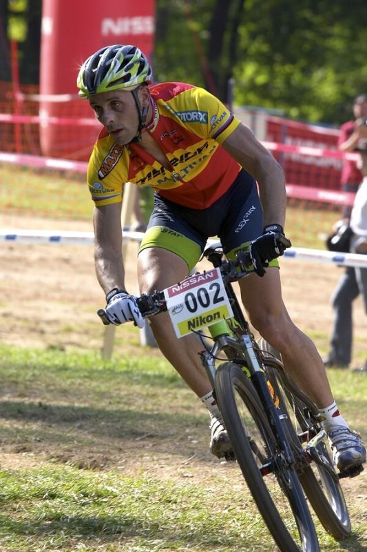 Nissan UCI MTB World Cup XC #5 - Maribor 15.9. 2007 - Jose Antonio Hermida