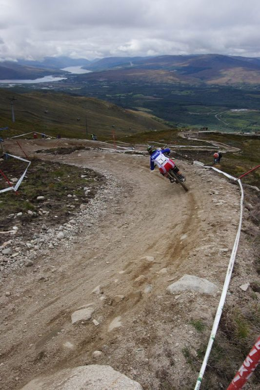 MS 2007 Downhill / Fort William Skotsko