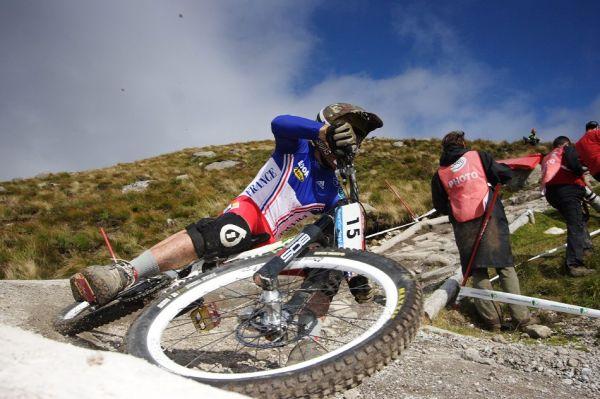 MS 2007 Downhill / Fort William Skotsko - Fabien Pedemanaud