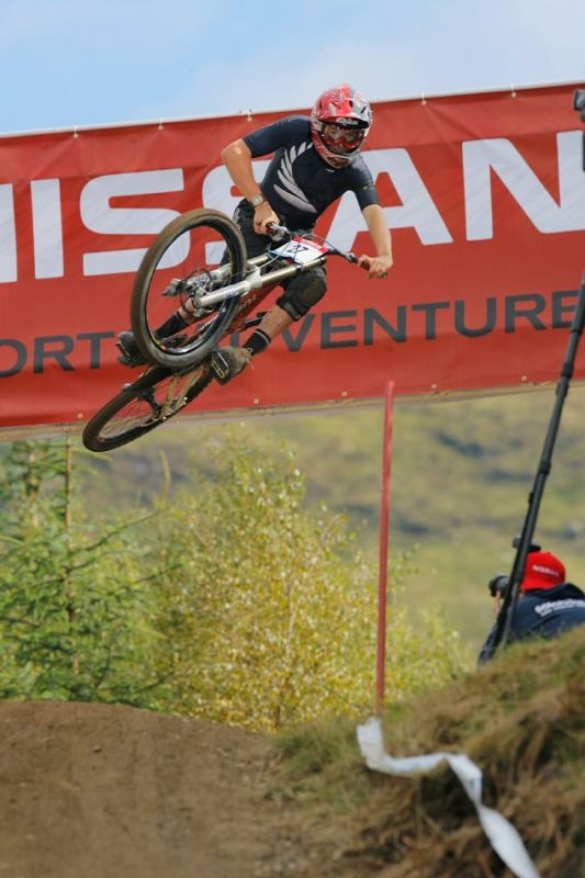 MS 2007 Downhill / Fort William Skotsko - Sam Blenkinsop