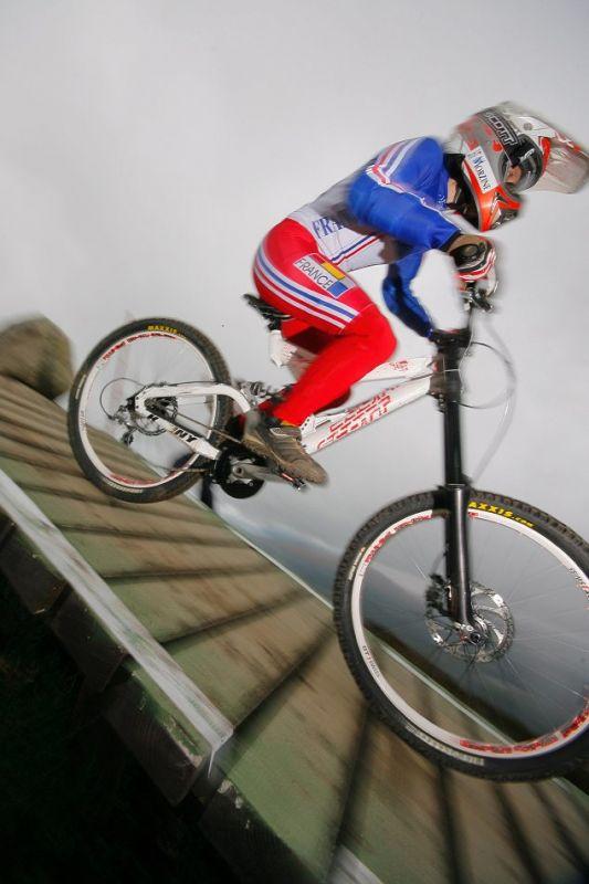 MS 2007 Downhill / Fort William Skotsko -  Celine Gros