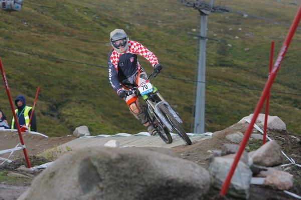 MS 2007 Downhill / Fort William Skotsko - Ninoslav Ruzicka