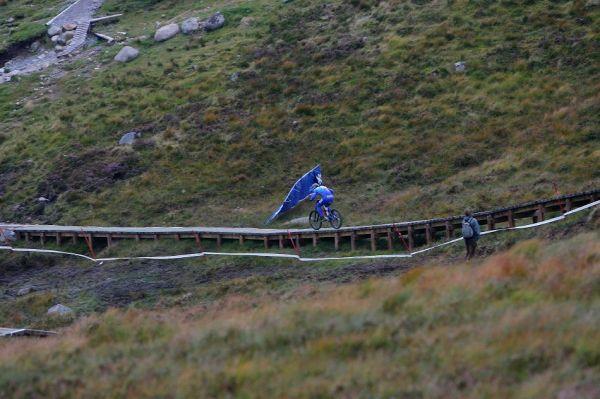 MS 2007 Downhill / Fort William Skotsko - Matěj Charvát