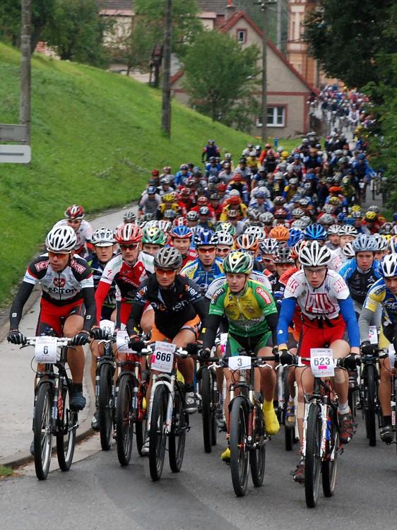 Sudety 2007 - start