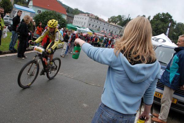 Sudety 2007 - 36.km Teplice nad Metují