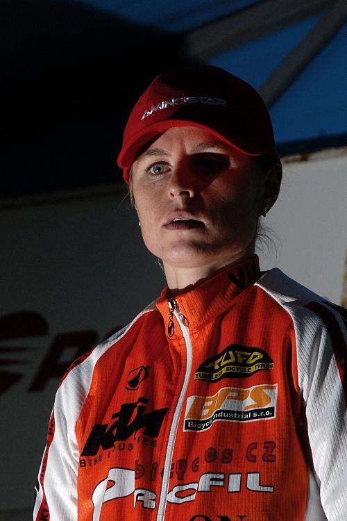 Sudety 2007 - Barbora Radová