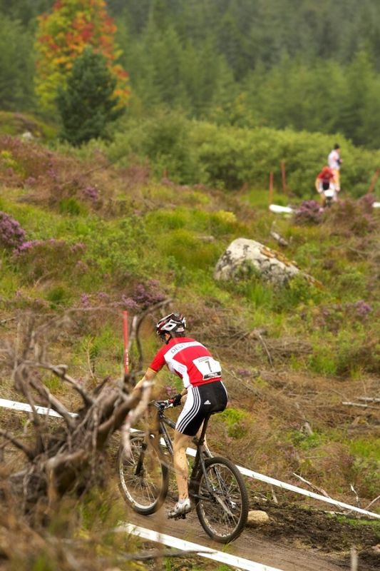 MS MTB Fort William - 6.9. 2007