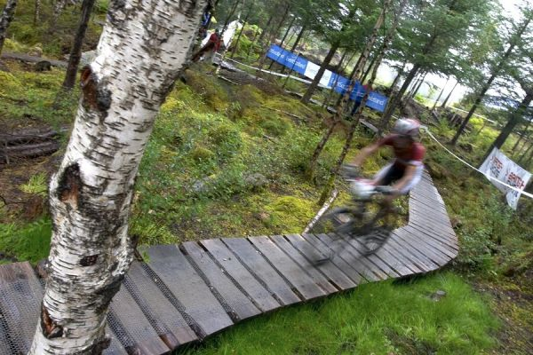 MS MTB - Fort William 5.9. 2007